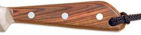 Grohmann Knives - Rosewood Handle